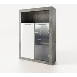 Пенал Омега 2-х дверный