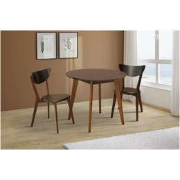 Стол обеденный Модерн D венге/орех