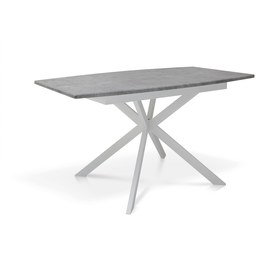 Стол обеденный Ричард  светло-серый