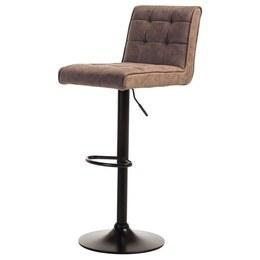 Барный стул B-106 пепельный антик