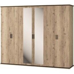 Шафа 6-х дверний Світ меблів Палермо ДСП