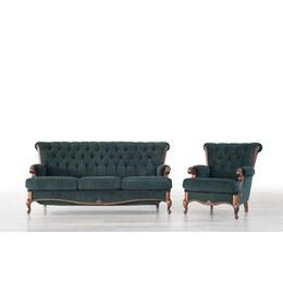 Комплект мягкой мебели Ричмонд 3+1