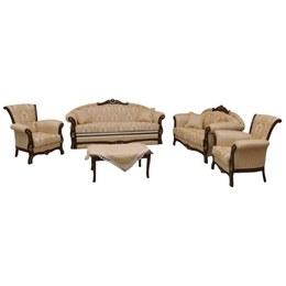 Комплект м'яких меблів Сабрі 3 + 2 + 1 + 1