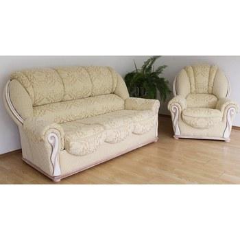 Комплект мягкой мебели Луиза 3+1