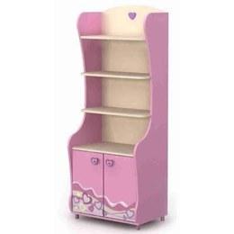 Детский книжный шкаф Pn 04