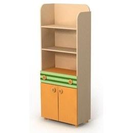 Детский книжный шкаф Bs 04-1