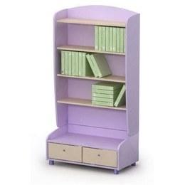 Детский книжный шкаф Si 04