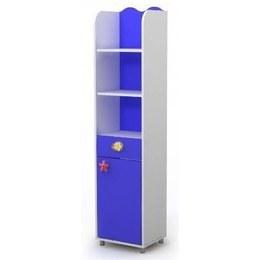 Детский книжный шкаф Od 05-1