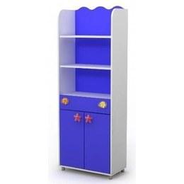 Детский книжный шкаф Od 04-1