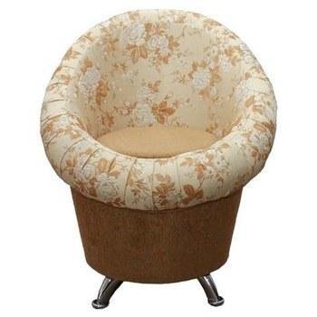 Кресло Тюльпан (хромированные ножки)