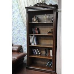 Шкаф книжный Галиция открытый 80