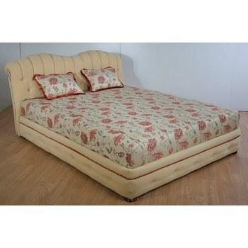 Кровать Империя 1,6 (каркасный матрас) пружина бонель