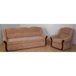 Комплект мягкой мебели Жасмин 3+1+1