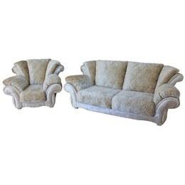 Комплект мягкой мебели Амелия 3+1+1