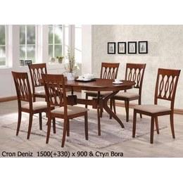 Комплект обеденный Deniz (стулья Bora)