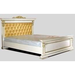 Кровать Каролина 1,8 с мягким изголовьем