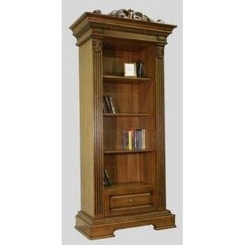 Шкаф книжный Каролина 1Ш 50