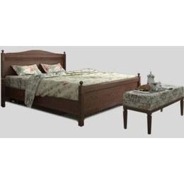 Кровать двуспальная Марсель Портал дуб (подъемный механизм)