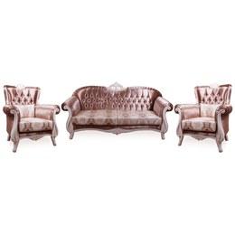 Комплект мягкой мебели Эресин 3+1+1