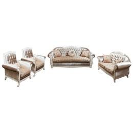 Комплект мягкой мебели Бейза 3+2+1+1