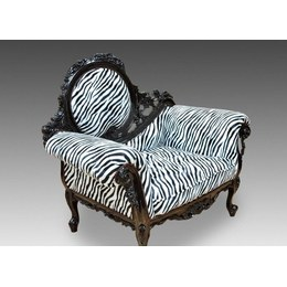 Кресло Софа резная