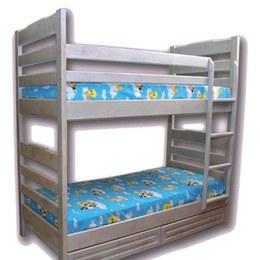 Кровать детская Кузя - 2 (0,9)