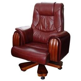 Кресло руководителя Арес (кожа)