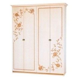 Шафа Світ меблів Ванесса 4-х дверна