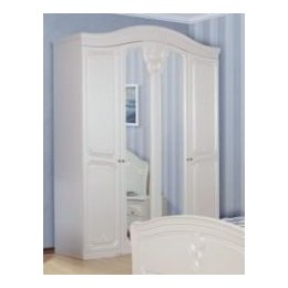 Шафа Світ меблів Луіза 4-х дверна