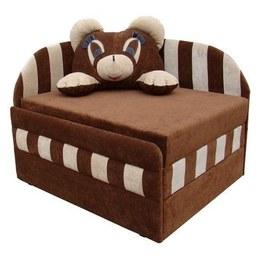Детский диван Панда с подушкой