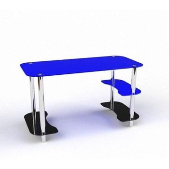 Письмовий стіл Антей Комп'ютерний, Скляний