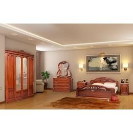 Спальня Венеция ЛТ2К Дубовая