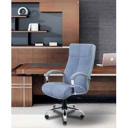 Офисное кресло Орион M1 (хром)