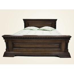 Кровать Олимп массив дуба