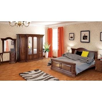 Спальня Валенсия массив дуба
