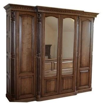 Шкаф 4-х дверный Валенсия