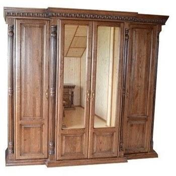 Шкаф 4-х дверный Олимп