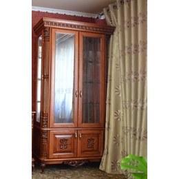Витрина Валенсия 2-х дверная