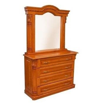 Комод Валенсия с зеркалом
