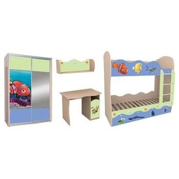 Спальня Волна Немо