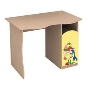 Дитячий стіл Хвиля Русалочка