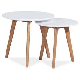 Комплект столов Scandinavian Milan S2+