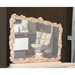 Зеркало Жозефина с резьбой