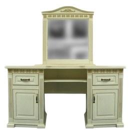 Стол туалетный Венеция с зеркалом