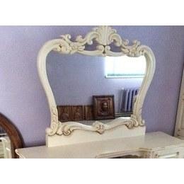 Зеркало Элизабет с резьбой