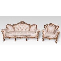 Комплект мягкой мебели Изабелла 3+1+1 ткань