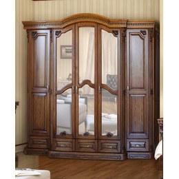 Шкаф 5-и дверный Эпока 3 зеркала