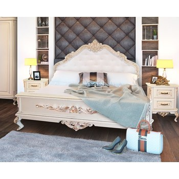 Кровать Жозефина дерево