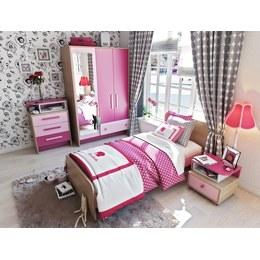 Дитяча кімната КВ рожева