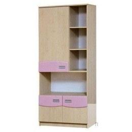 Детский книжный шкаф Терри 800